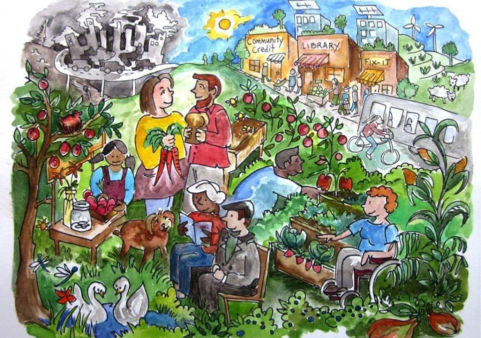 Yeryüzü Derneği Gıda Toplulukları