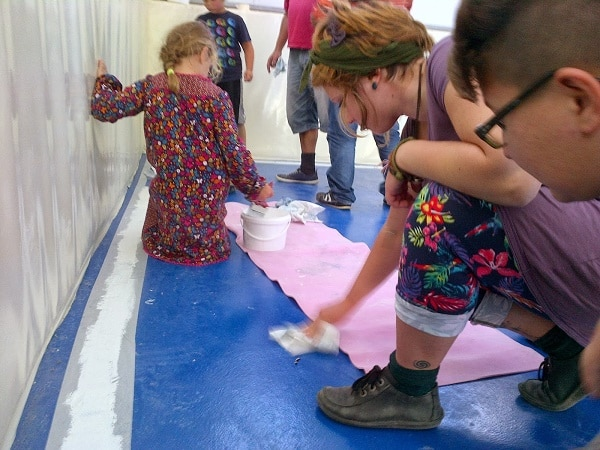 BBOM Bodrum Mutlu Keçi İlkokulu