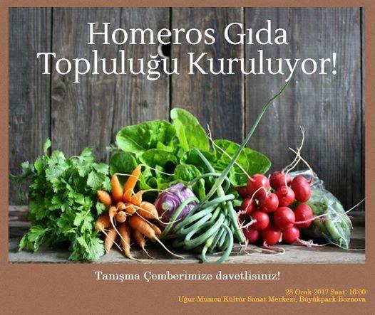 Homeros Gıda Topluluğu