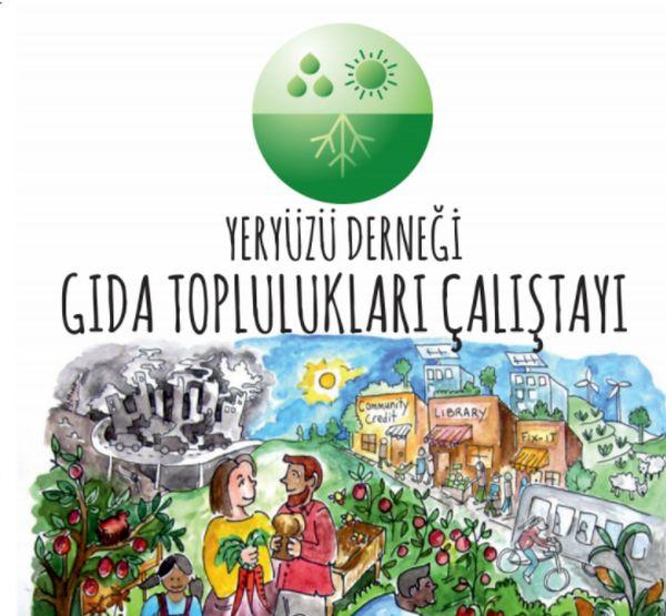 I. Gıda Toplulukları Çalıştayı – Çıktılar Kitapçığı