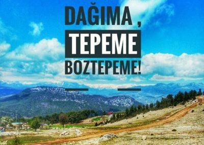 Boztepe Yaylası