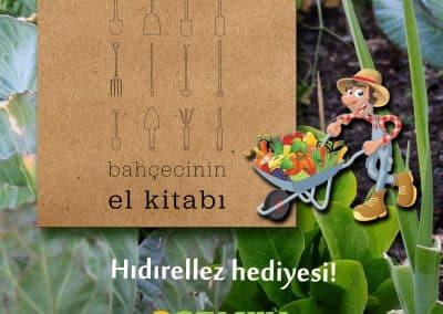 Bahçecinin El Kitabı