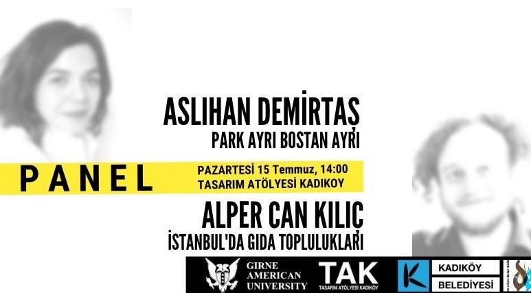 """12.06.2018 – Etkinlik – """"EkoHarita GAÜ Mimarlık Fakültesi'nin İstanbul'daki Yaz Okulu"""""""
