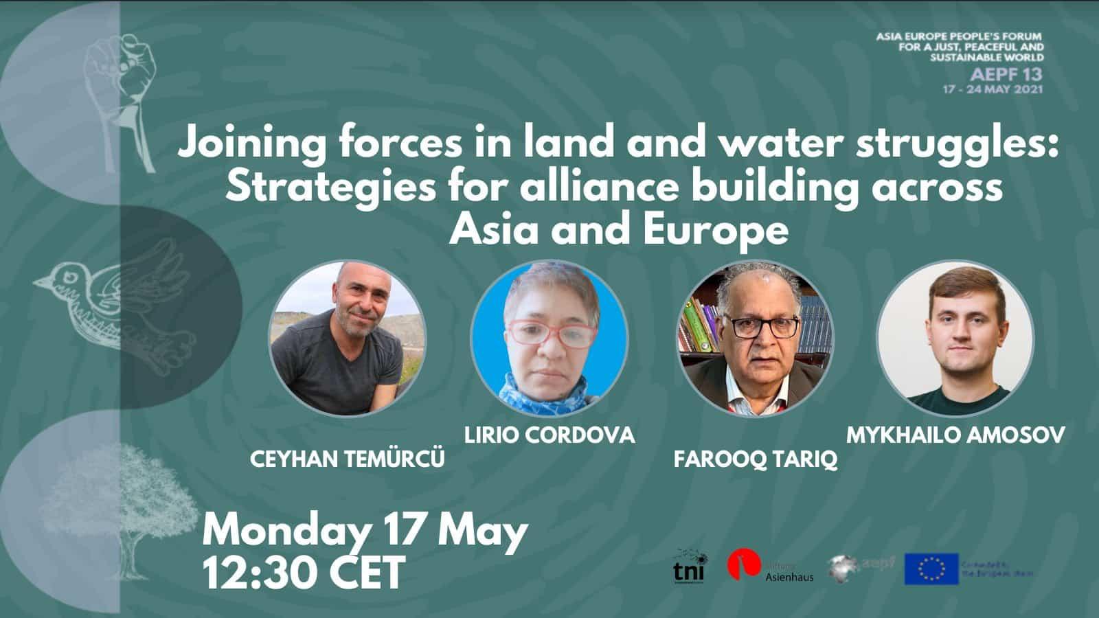 Katılım: AEPF 13 Programı