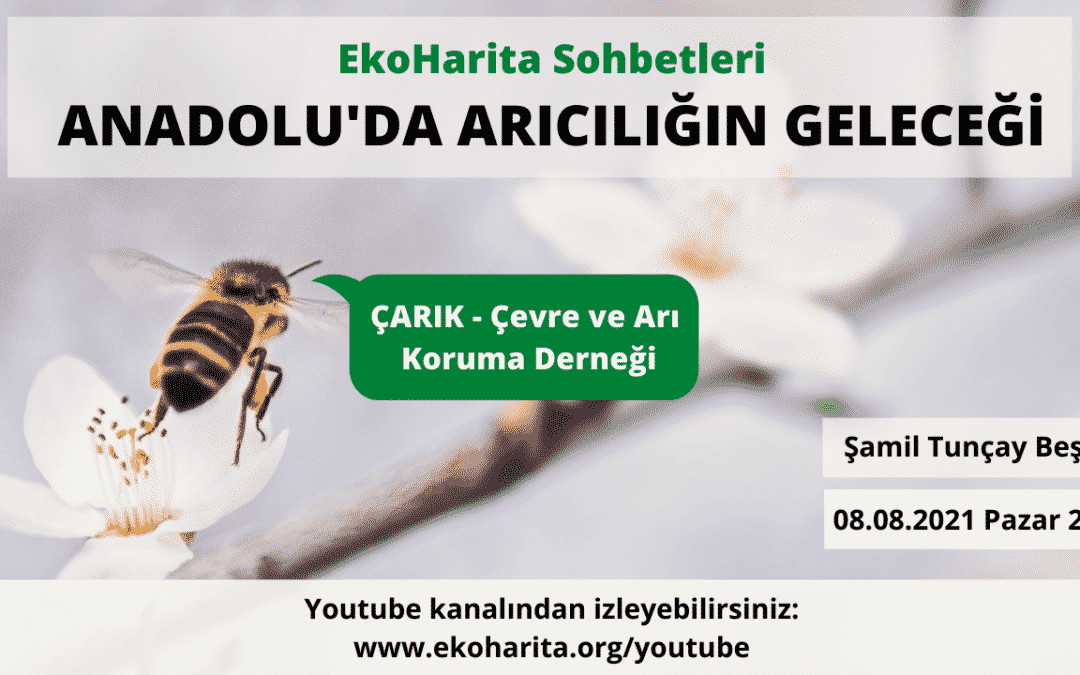 EkoHarita Sohbetleri – Anadolu'da Arıcılığın Geleceği